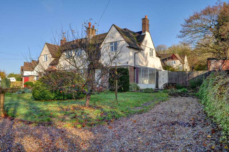 3 Bedrooms Semi Detached House for sale in Princes Risborough - Extension Potential
