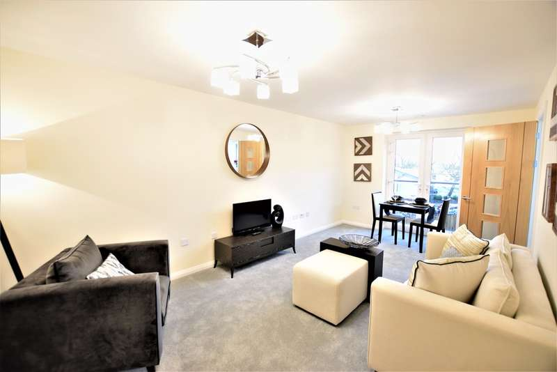 1 Bedroom Flat for sale in Poachers Way, Thornton-Cleveleys