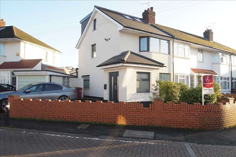 3 Bedrooms End Of Terrace House for sale in Bower Way, Cippenham, Slough