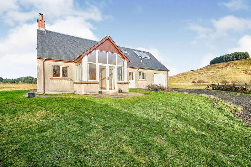 4 Bedrooms Detached House for sale in Craighaugh, Eskdalemuir, Langholm, Dumfries and Galloway, DG13