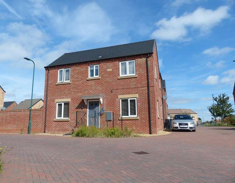 4 Bedrooms Detached House for sale in Roma Road, Peterborough, Cambridgeshire. PE2 8GX