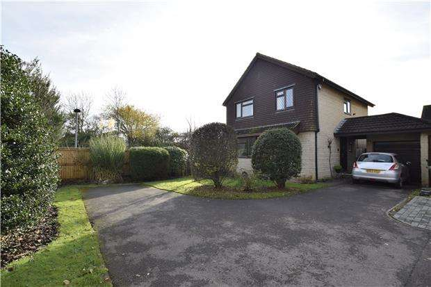 4 Bedrooms Detached House for sale in Skippon Court, Hanham, BS15 3SN