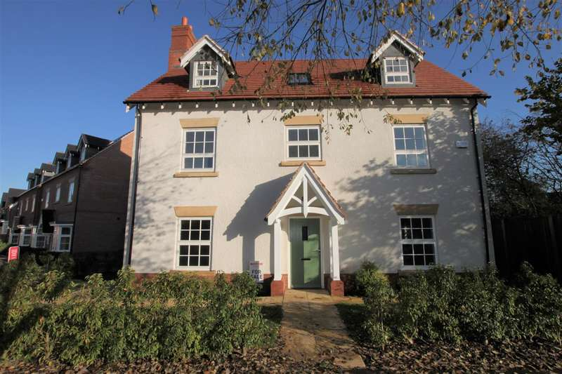 5 Bedrooms Detached House for sale in Storkit Meadows, Wymeswold