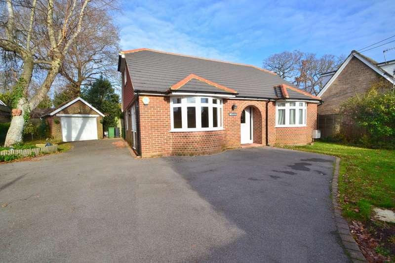 5 Bedrooms Bungalow for sale in Hiltingbury