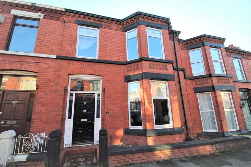4 Bedrooms Terraced House for sale in Peterborough Road, Wavertree