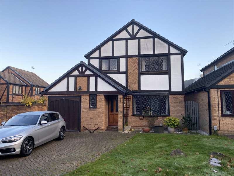 4 Bedrooms Detached House for sale in Chaucer Way, Wokingham, Berkshire, RG41