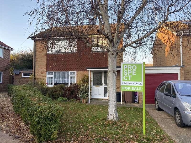 4 Bedrooms Detached House for sale in Paice Green, Wokingham, Berkshire, RG40