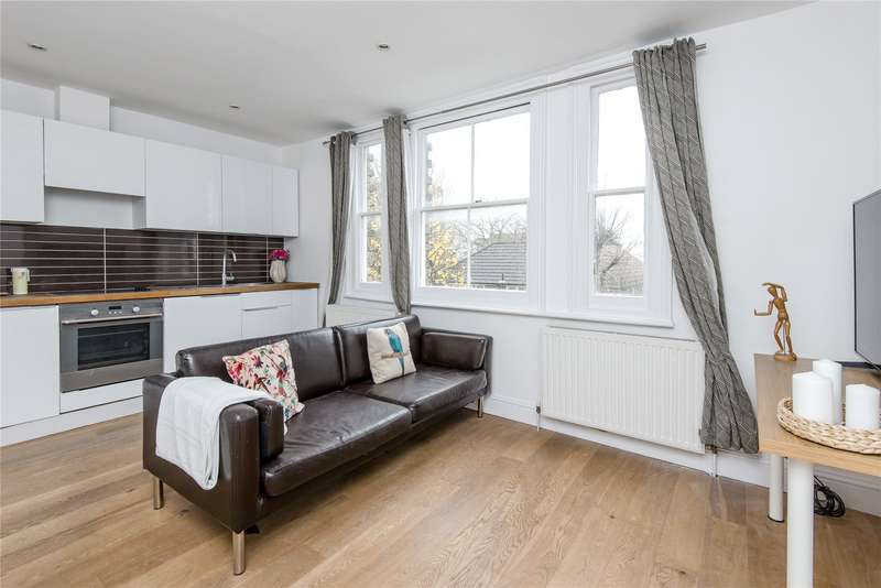 1 Bedroom Flat for sale in Ridgway, London, SW19
