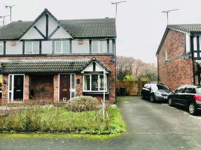3 Bedrooms Semi Detached House for sale in Toft Close, Saltney, Chester, Flintshire, CH4