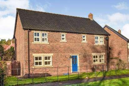 6 Bedrooms Detached House for sale in The Stables, Wynyard Village, Billingham