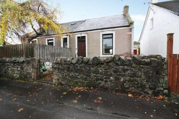 2 Bedrooms Semi Detached Bungalow for sale in Bridgeness Road, Bo'ness, Falkirk, EH51 9NZ