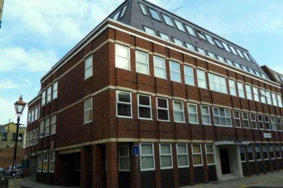 2 Bedrooms Flat for sale in Priestgate, Peterborough
