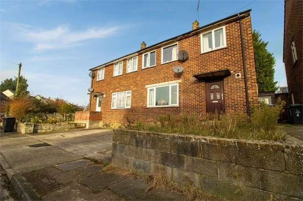 5 Bedrooms Semi Detached House for sale in Essex Road, Canterbury, Kent