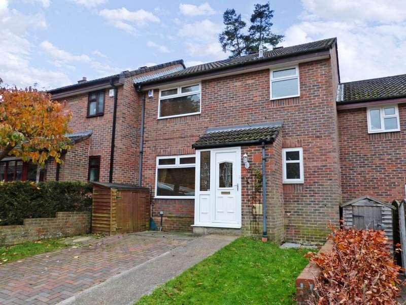 4 Bedrooms Terraced House for rent in Warwick, Crown Wood, Bracknell, Berkshire, RG12