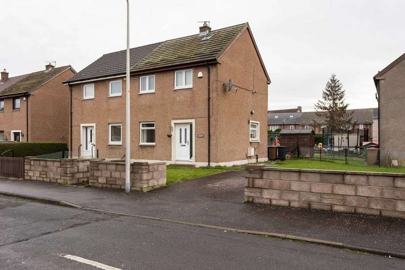 2 Bedrooms Semi-detached Villa House for sale in Finmore Place, Dundee, DD4 9LZ