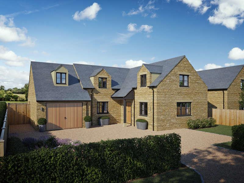 4 Bedrooms Detached House for sale in Longfurlong Lane, Tetbury