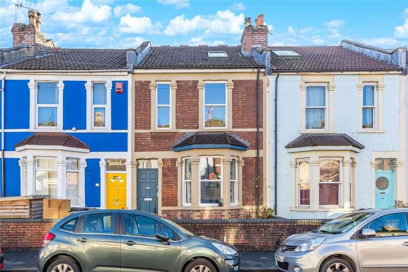 3 Bedrooms Property for sale in Horley Road, St. Werburghs, Bristol BS2