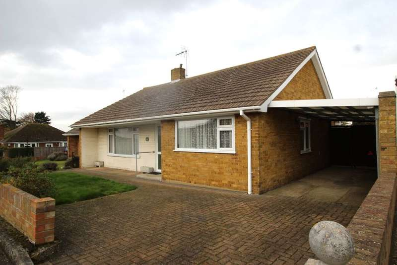 3 Bedrooms Detached Bungalow for sale in Rosemary Avenue, Minster On Sea, Sheerness, ME12