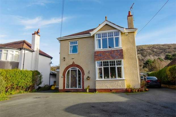 4 Bedrooms Detached House for sale in Meliden Road, Prestatyn, Denbighshire