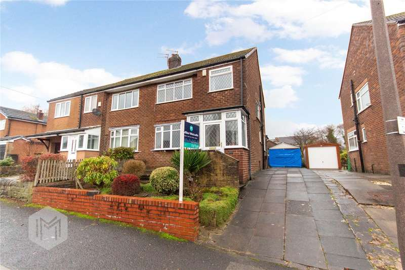 3 Bedrooms Semi Detached House for sale in Haig Road, Bury, Greater Manchester, BL8