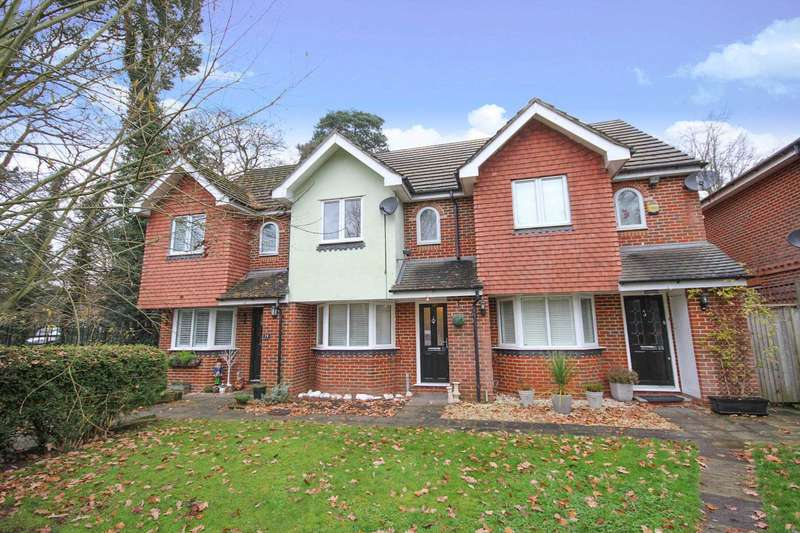 2 Bedrooms Terraced House for rent in Prince Andrew Way, Ascot