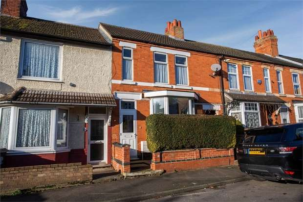 2 Bedrooms Terraced House for sale in Milton Street, Higham Ferrers, Rushden, Northamptonshire