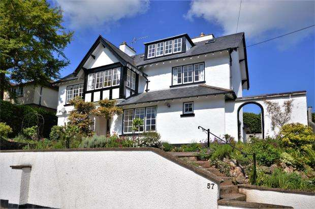 5 Bedrooms Commercial Property for sale in Alexandria Road, Sidmouth, Devon