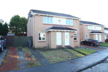 2 Bedrooms Semi Detached House for sale in McMahon Drive, Newmains