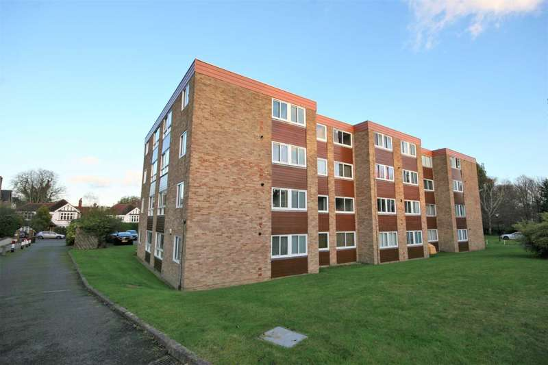 2 Bedrooms Flat for sale in Shortlands Grove, Bromley