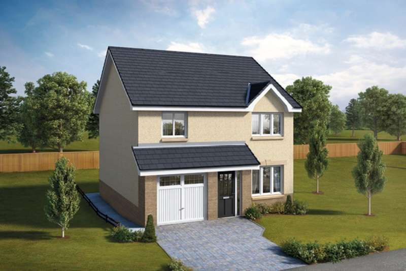 3 Bedrooms Detached House for sale in Long Meadow, Ormiston, Tranent, East Lothian, EH35