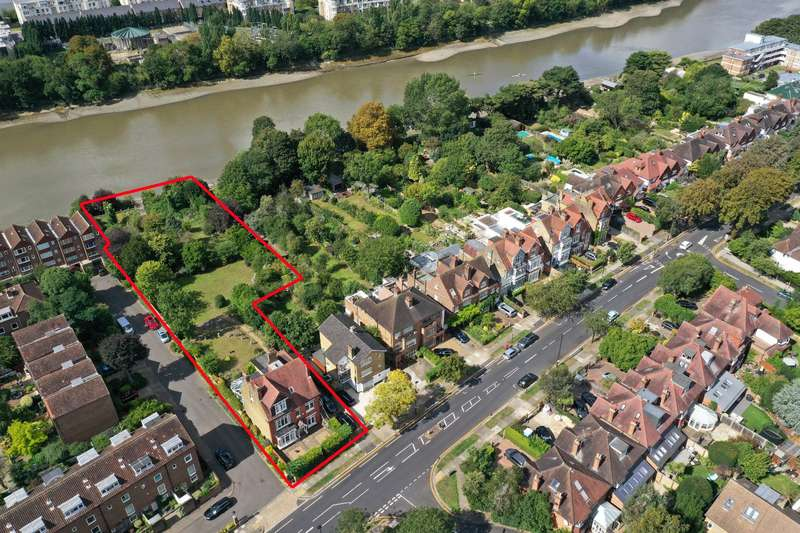 Land Commercial for sale in Hartington Road, Chiswick, London, W4