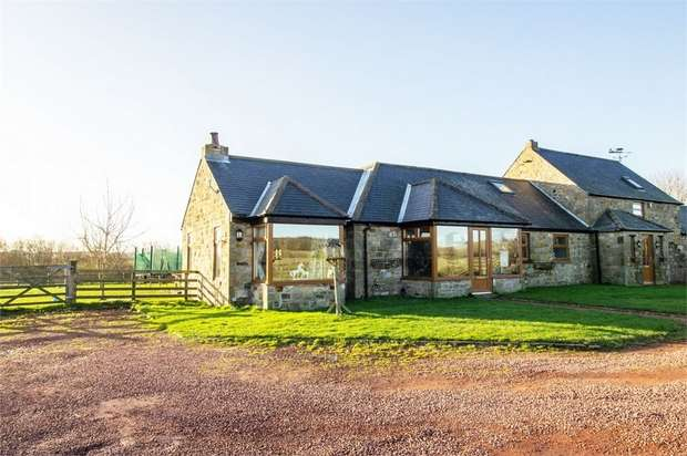 4 Bedrooms End Of Terrace House for sale in Felton, Felton, Morpeth, Northumberland
