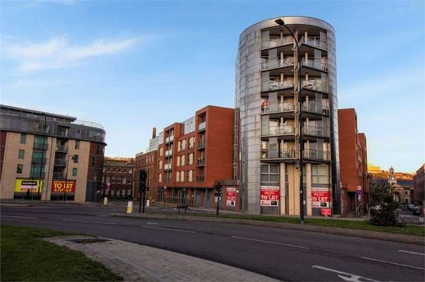2 Bedrooms Flat for sale in 1 Dun Street, Sheffield, South Yorkshire