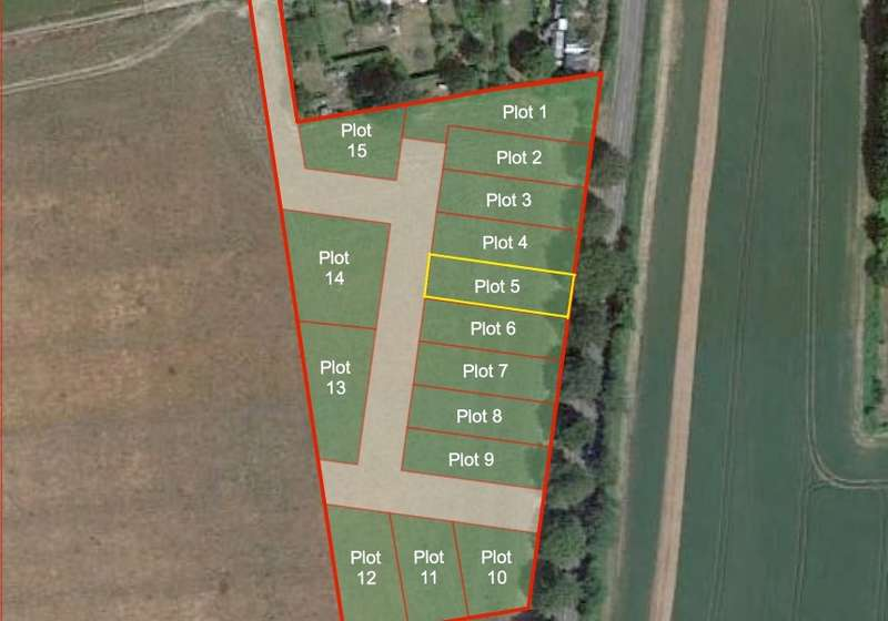 Land Commercial for sale in Manor Farm Cottages, Wanborough Hill, Guilford, Surrey, GU3 2JR