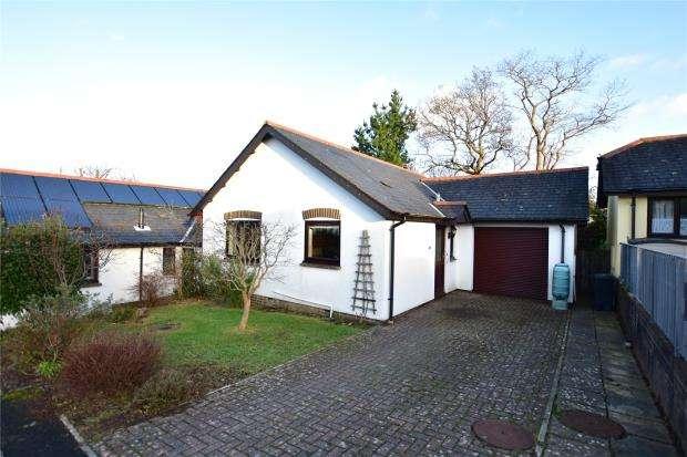 2 Bedrooms Detached Bungalow for sale in Moorland View, Buckfastleigh, Devon