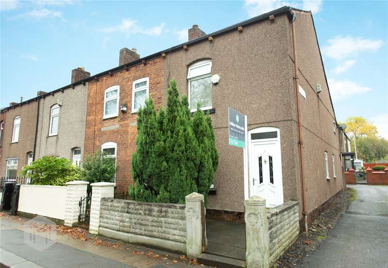 2 Bedrooms End Of Terrace House for sale in Church Street, Westhoughton, Bolton, Greater Manchester, BL5