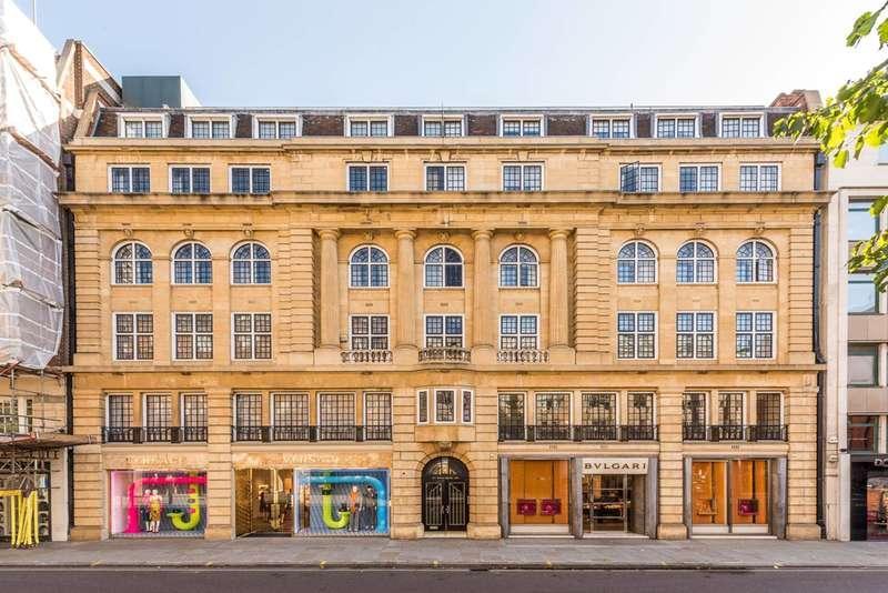 3 Bedrooms Flat for sale in Sloane Street, Knightsbridge, SW1X