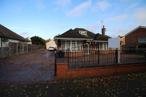Bungalow for sale in Rufford Close, Burbage, Leicestershire, LE10 2JF