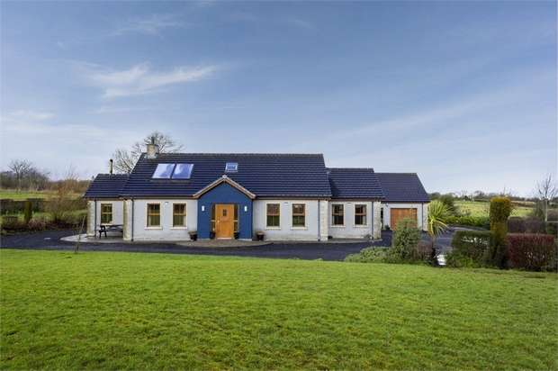 5 Bedrooms Detached House for sale in Kinnyglass Road, Macosquin, Coleraine, County Londonderry