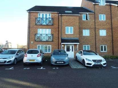 2 Bedrooms Flat for sale in Gwendoline Court, Bryanstone Road, Waltham Cross, Hertfordshire