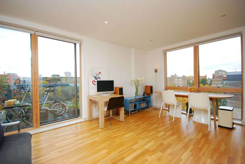 1 Bedroom Flat for sale in Provost Street, Hoxton, N1