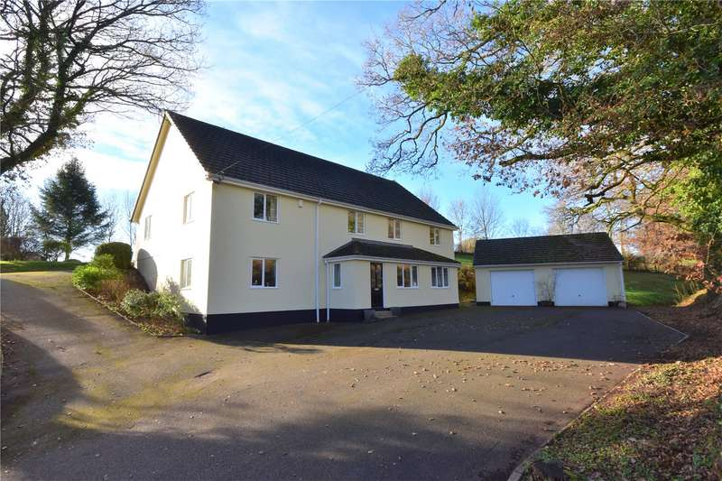 4 Bedrooms Detached House for sale in Witheridge, Tiverton, Devon, EX16