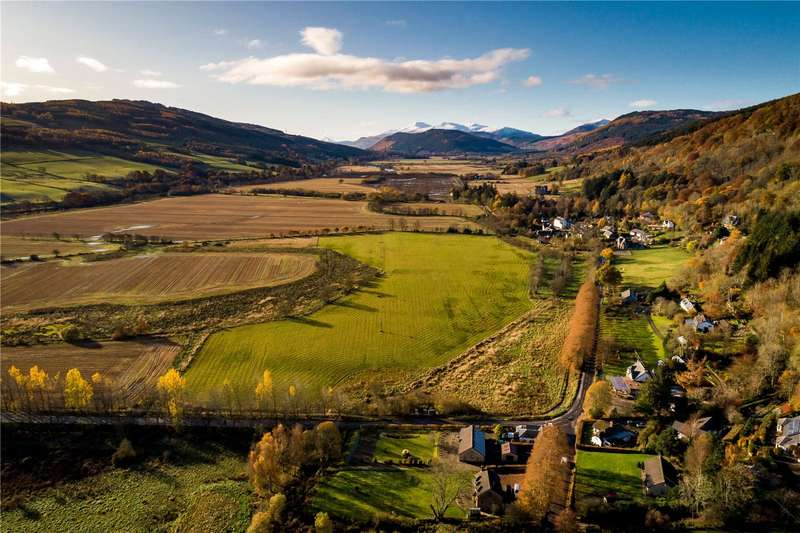 Land Commercial for sale in Land At Weem - Lot 2, Weem, Aberfeldy, Perth and Kinross, PH15
