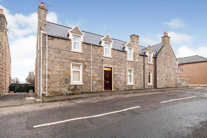3 Bedrooms Semi Detached House for sale in King Street, Lossiemouth, Moray, IV31