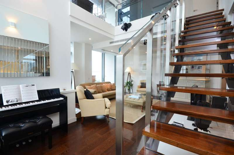 2 Bedrooms Flat for rent in Pan Peninsula Square, Canary Wharf, E14