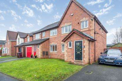 3 Bedrooms Semi Detached House for sale in Washington Drive, Kirkby, Liverpool, Merseyside, L33