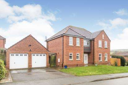 4 Bedrooms Detached House for sale in Gwynant, Old Colwyn, Colwyn Bay, Conwy, LL29