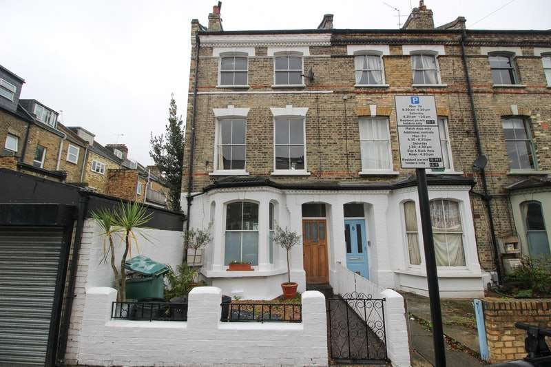 5 Bedrooms End Of Terrace House for sale in Pakeman Street, London, London, N7