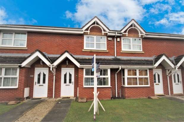 3 Bedrooms Terraced House for sale in Ashley Mews, Preston, PR2