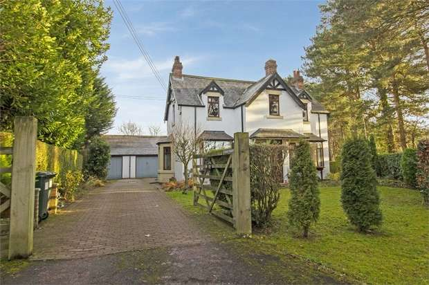 4 Bedrooms Detached House for sale in Derwent Avenue, Rowlands Gill, Tyne and Wear